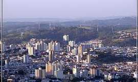 Jundiaí - Jundiaí-SP-Vista parcial da cidade-Foto:Fábio Barros