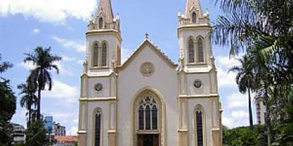 Jundiaí-SP-Catedral de N.Sra.do Desterro-Foto:Vicente A. Queiroz