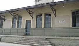 Jundiapeba - Estação Ferroviária-Foto:adilson.ball