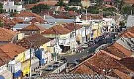 Junqueir�polis - Vista A�rea