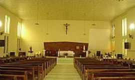 Juquiá - Interior da Igreja Sto Antonio foto João Savioli