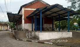 Juquiá - Juquiá-SP-Antiga Estação Ferroviária-Foto:Leonardo Figueiredo
