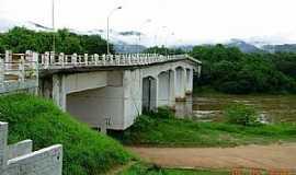 Juquiá - Juquiá-SP-Ponte sobre o Rio Juquiá-Foto:alepolvorines