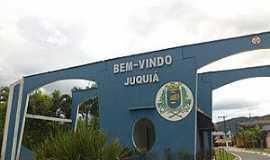 Juquiá - Juquiá-SP-Pórtico de entrada da cidade-Foto:Wilson do Carmo Ribeiro