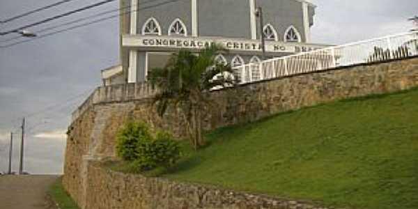 Juqui�-SP-Igreja da Congrega��o Crist� do Brasil-Foto:lvsboston