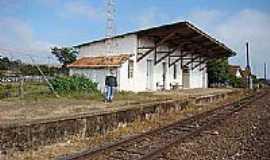 Juquiratiba - Antiga Estação Ferroviária-Foto:carlos.kardoso