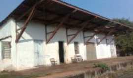 Juquiratiba - Antiga Estação Ferroviária, Por Lupércio Mercês