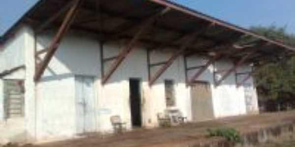 Antiga Estação Ferroviária, Por Lupércio Mercês