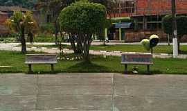 Juquitiba - Juquitiba-SP-Praça no centro-Foto:CircuitoBR116