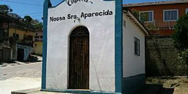 Juquitiba-SP-Capela de N.Sra.Aparecida-Foto:CircuitoBR116