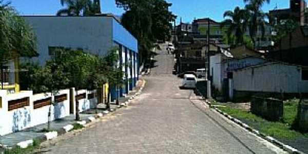 Juquitiba-SP-Rua da cidade-Foto:CircuitoBR116