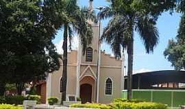 Juritis - Juritis-SP-Igreja Matriz-Foto:jairo tessari