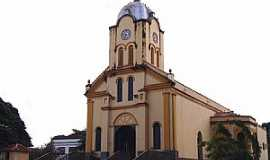 Jurucê - Jurucê-SP-Antiga Matriz de São Pedro Apóstolo no Distrito de Jurucê-Foto:Vicente A. Queiroz