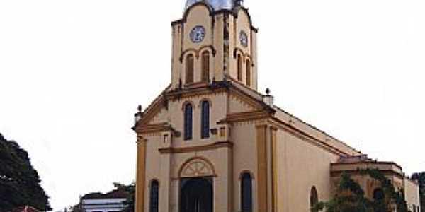 Jurucê-SP-Antiga Matriz de São Pedro Apóstolo no Distrito de Jurucê-Foto:Vicente A. Queiroz