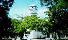 Jurupema - Igreja Matriz de São João BatistaFoto:PRADO-BR2