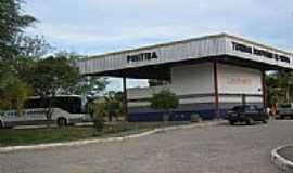 Piritiba - Terminal Rodoviário de Piritiba-BA-Foto:bacanafest