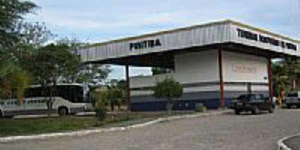 Terminal Rodoviário de Piritiba-BA-Foto:bacanafest