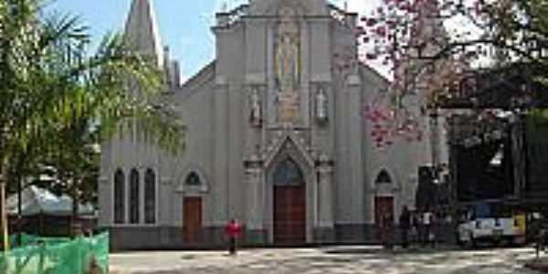 Igreja Matriz S.Jo�o Batista foto Jo�o Savioli