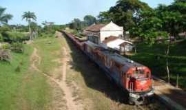 Lavínia - estrada de ferro noroeste do brasil  na cidade de lavinia -est-sp, Por poeta=valmir  dos  santos -cidade-lavinia-est-sp