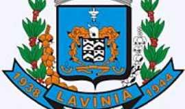 Lavínia - Lavínia-SP-Brasão do Município