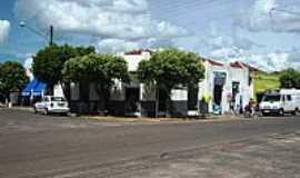 Lavínia - Lavínia-SP-Centro da cidade-Foto:Nilton Cezar