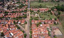 Lavínia - Lavínia-SP-Vista aérea do Jardim Santa Lúcia-Foto:slteruel