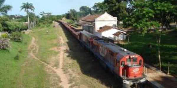 estrada de ferro noroeste do brasil  na cidade de lavinia -est-sp, Por poeta=valmir  dos  santos -cidade-lavinia-est-sp