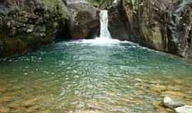 Lavrinhas - Lavrinhas-SP-Cachoeira das Pedrinhas-Foto:Paulo Antunes Jr