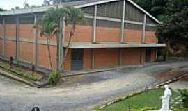 Lavrinhas - Lavrinhas-SP-Ginásio de Esportes-Foto:GuilhermeCN