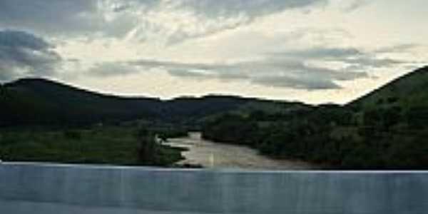 Lavrinhas-SP-Ponte sobre o Rio Paraíba do Sul-Foto:Paulo Antunes Jr