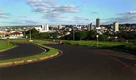 Lençóis Paulista - Vista parcial da cidade - por BUI*IBITINGA*