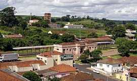 Lençóis Paulista - Lençóis Paulista-SP-Vista da Estação Ferroviária-Foto:Adriano Martins