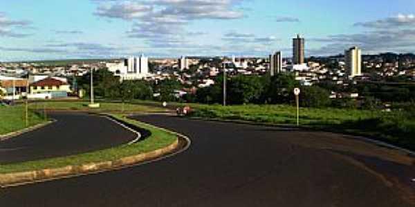 Vista parcial da cidade - por BUI*IBITINGA*