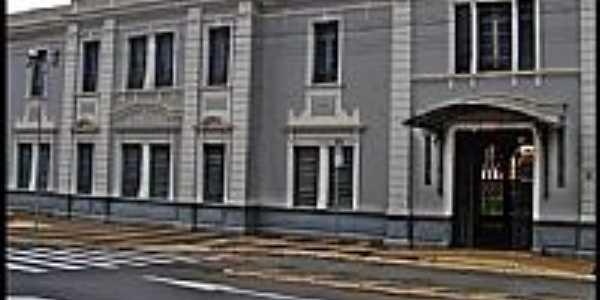 Estação Ferroviária de Limeira-SP-Foto:AntonioJVidaL