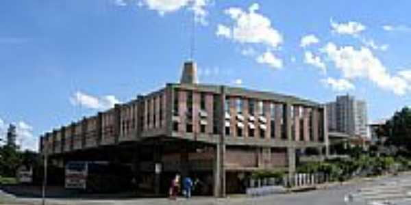 Terminal Rodoviário de Limeira-SP-Foto:Emerson R. Zamprogno
