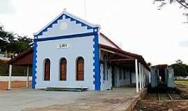 Lins - Lins-SP-Antiga Estação Ferroviária-Foto:Adriano Martins