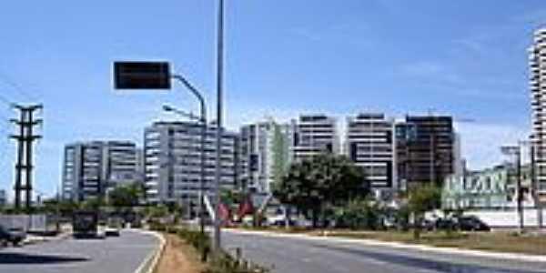 Av.Magalhães Neto-Foto:cerrado