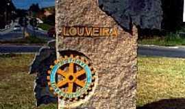 Louveira - Rotat�ria de acesso a Louveira foto por Luciano Rizzieri