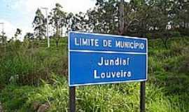Louveira - Placa