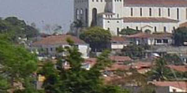 Igreja em Luc�lia-Foto:LPSLPS