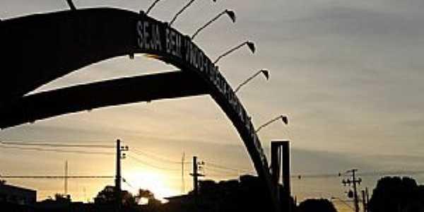 Imagens da cidade de Lucélia - SP
