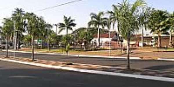 Praça Mário Junqueira