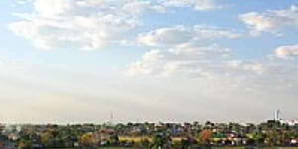 Vista da cidade-Foto:Eduardo M. P. Dantas