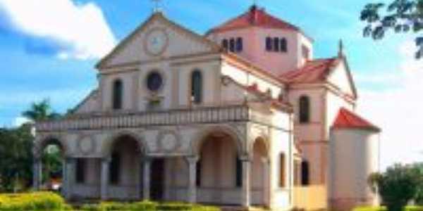 Igreja Matriz de Lupércio, Por PAULO ROBERTO GRANDIZOLI