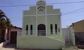 Planaltino - Planaltino-BA-Igreja Assembléia de Deus-Foto:nadoautodidata.blogspot.com.br