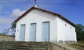 Planaltino - Planaltino-BA-Igreja de São Roque-Foto:nadoautodidata.blogspot.com.br