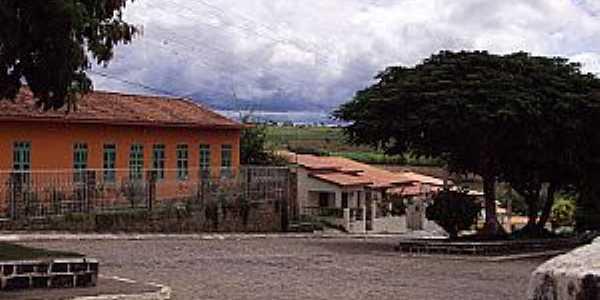 Planaltino-BA-Centro da cidade-Foto:nadoautodidata.blogspot.com.br