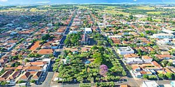 Imagens da cidade de Macaubal - SP