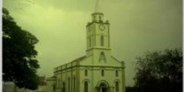 Igreja Matriz de Magda sp, Por João Maria Teodoro