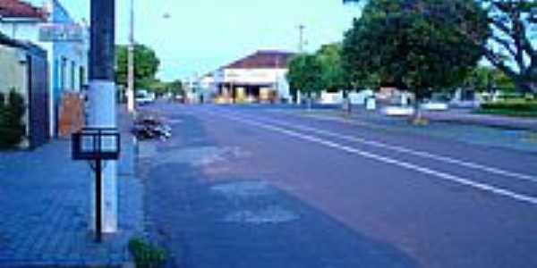 Rua 7 de Setembro-Foto:ralm